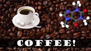 How Coffee Makes You Alert! (How caffeine works)