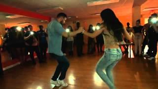▶ Daniel and Desiree   Sensual Bachata at Ferocity Dance Company width=