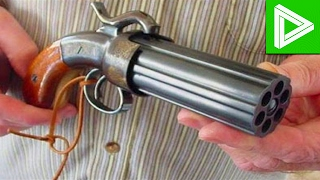 10  Weapons You Won't Believe Exist!