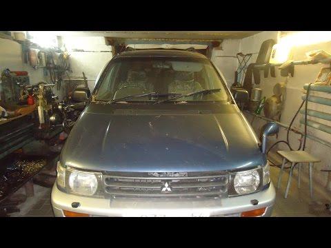 Mitsubishi RVR,разбора двигателя.