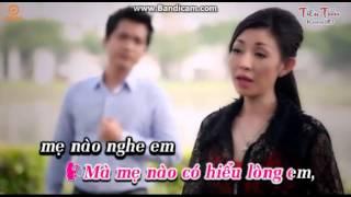 getlinkyoutube.com-Tinh Dau Dang Do karaoke moi feat Nam