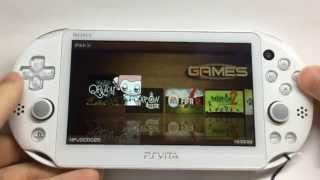 getlinkyoutube.com-PS Vita Universal ONEMenu v2