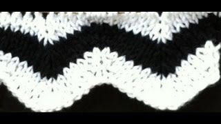 getlinkyoutube.com-Zig Zag or Chevron Stitch
