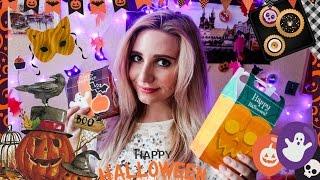 getlinkyoutube.com-Идеи для вечеринки на Хэллоуин 2016 Декор и угощения Своими руками DIY Halloween party Treats Snacks