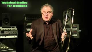 """getlinkyoutube.com-""""Technical Studies for Trombone"""" by Bob McChesney"""