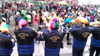 getlinkyoutube.com-Gran Banda Show San Pedro de Carac - Carnaval de Obrajillo 2014