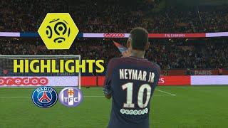 Paris Saint-Germain - Toulouse FC (6-2) - Highlights - (PARIS - TFC) / 2017-18