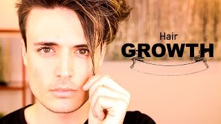 getlinkyoutube.com-5 Hacks to SUCCESSFULLY Grow Out Your Hair 2017 | Mens Hairstyle Hacks