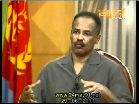 President Isaias Afewerki interview with Sudan TV