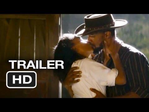 Django Unchained International Trailer #2 (2012) - Quentin Tarantino Movie HD