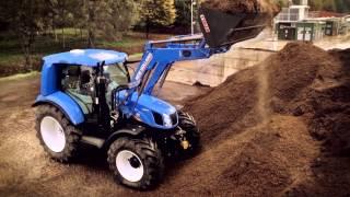 getlinkyoutube.com-New Holland Methane Power Tractor