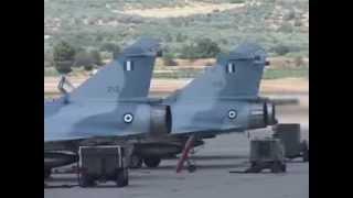 getlinkyoutube.com-Hellenic Air Force Mirage 2000EG