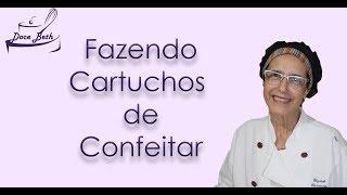 getlinkyoutube.com-Video 1 - Confecção de cartucho de confeitar.mpg