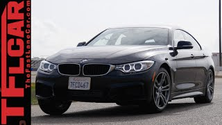 getlinkyoutube.com-2015 BMW 428i Gran Coupe 0-60 MPH & Hot Lap Review