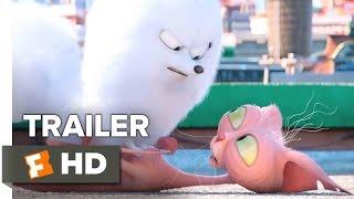 getlinkyoutube.com-The Secret Life of Pets Official Trailer #2 (2016) - Kevin Hart, Jenny Slate Animated Comedy HD