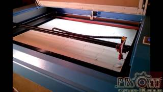 getlinkyoutube.com-Лазерный станок для резка ткани с автоматической подачей материала. Оборудование для раскроя ткани.