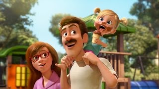 getlinkyoutube.com-Inside Out - Official Spanish Trailer #2 (with english subtitles) (2015) Pixar Animated Movie HD