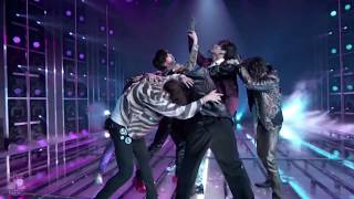 BTS (방탄소년단) 'FAKE LOVE' Comeback Stage At The Billboard Music Awards (BBMAs) 2018