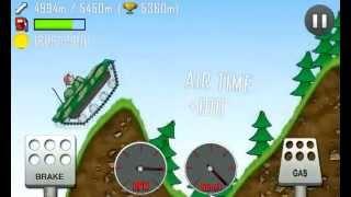 getlinkyoutube.com-Hill Climb Racing \ Forest \ 5500 meters on Tank