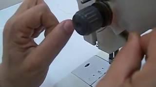getlinkyoutube.com-طريقة لضـم ماكينة التطريز الآلية