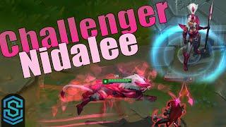 getlinkyoutube.com-Challenger Nidalee Skin Spotlight - Pre-Release - League of Legends