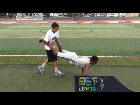 Track and Field Workout
