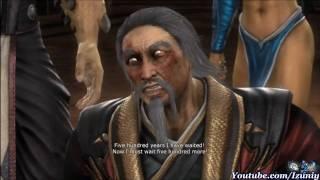 getlinkyoutube.com-Mortal Kombat 9 Walkthrough Story Mode Chapter 5 Liu Kang 2011