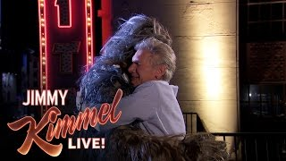 getlinkyoutube.com-Harrison Ford Settles His Feud with Chewbacca