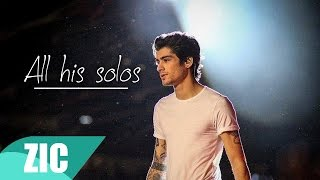 getlinkyoutube.com-Zayn Malik | All His Solos