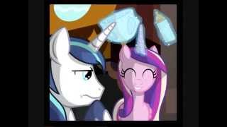 getlinkyoutube.com-comics mlp cadence y shining armor