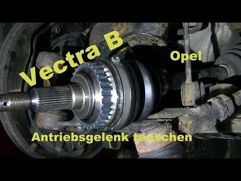 Opel Vectra B Antriebsgelenk wechseln Reparatur