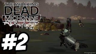 getlinkyoutube.com-The Walking Dead Michonne Episode 1  - Gameplay Walkthrough Part 2   - No Commentary [ HD ]