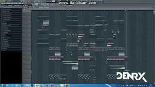 David Guetta - Hey Mama (DENRX FULL FLP REMAKE)