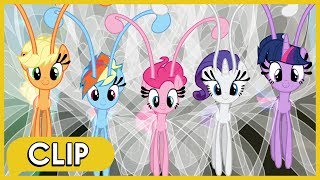 getlinkyoutube.com-Las Mane 6 Transformadas en Breezies - MLP: FiM [Español Latino]