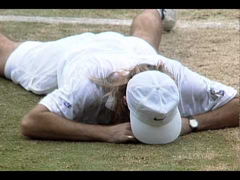 Andre Agassi Hall of Fame Video