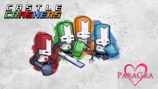 getlinkyoutube.com-Para Gra (Castle Crashers) #7 Popcorn