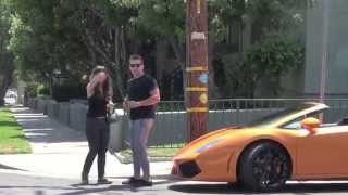 getlinkyoutube.com-Gold Digger Surprise Prank!