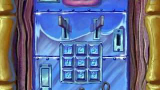 getlinkyoutube.com-Lets Play SpongeBob Squarepants: Employee of the Month #4 (Bottoms Up) (Fast Play)