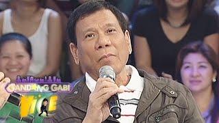 getlinkyoutube.com-Mayor Duterte talks about his lovelife