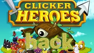 getlinkyoutube.com-Clickers Heroes Hack - Level 22000+ [How to Hack] Save game editor