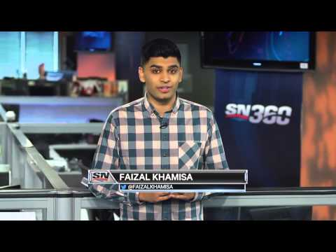 Faizal Khamisa - Update Anchor Sportsnet 360 - Demo Reel