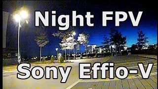 getlinkyoutube.com-Sony EFFIO-V 800TVL with Megapixel lens night FPV low light testing