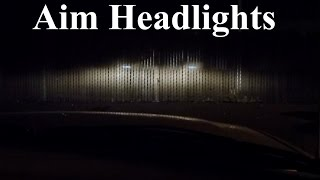 getlinkyoutube.com-How to Adjust, Align, and Aim Headlights and Fog Lights PERFECTLY