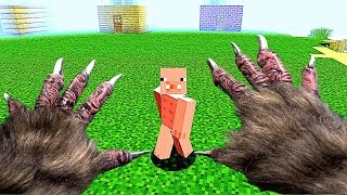 getlinkyoutube.com-REALISTIC MINECRAFT ~ 1 WOLF vs 3 PIGS