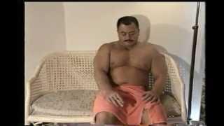 getlinkyoutube.com-Muscle Wrestler In A Hotel Room