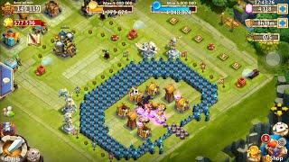 getlinkyoutube.com-How to Farm HBM S: TH 20, no Magic Towers!