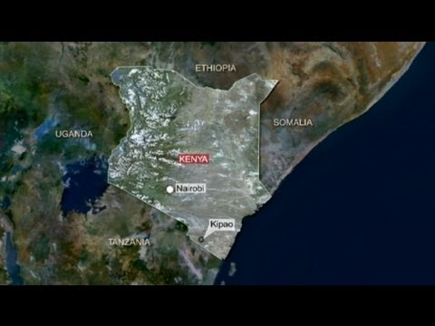 Kenya'da kabileler çatıştı