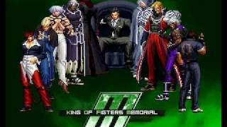 getlinkyoutube.com-King of Fighters Memorial Boss Fight: Gustav Munchausen + Yukino Ending + KOFM SP credits