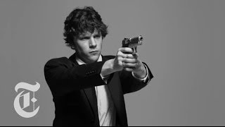 getlinkyoutube.com-Jesse Eisenberg | 14 Actors Acting | The New York Times