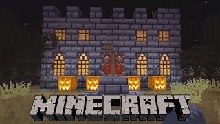getlinkyoutube.com-Minecraft Haunted House! Minecart Rollercoaster Adventure of Death